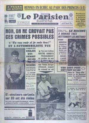 NOUVELLE REPUBLIQUE (LA) [No 5395] du 13/06/1962 - LES CONFLITS SOCIAUX -TOURS / CAPITALE DE LA VITICULTURE FRANCAISE -4 JEUNES GENS S'APPRETENT A LANCER LA FUSEE ESPOIR 1 -LACATASTROPHE DE BUENOS AIRES -DE L'OR OU DES ALLIES DU BEURRE OU DES CANONS PAR GASCUEL -LES SPORTS -3 DETENUS D'ENFUIENT D'ALCATRAZ -LES 3 PRINCES ONT SCELLE LE DESTIN NEUTRALISTE DU LAOS -PAS D'ALLOCUTION DE BEN KHEDDA -LES VAINQUEURS DU JANNU SONT DE RETOUR -LES MYSTERES DE TIRANA / LE JEU D'ENVER HODJA EPAULE PAR MAO TS