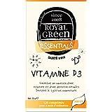 Vitamine D3 naturelle Royal Green- 120 comprimés
