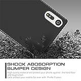 Sony Xperia XZs / Sony Xperia XZ Hülle, Profer TPU Weich Silikon Schutzhülle für Sony Xperia XZ / XZs (TPU-Schwarz) -