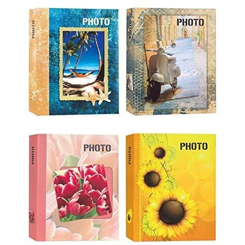 Zep Urlaub Album für 100Fotos, Mehrfarbig
