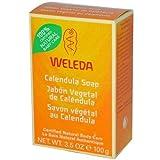 Weleda Calendula Soap 100g - 6-Pack