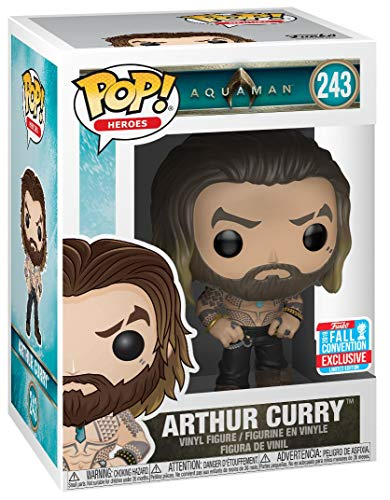 Arthur Curry Vinyl Figure 243 Funko Pop! Standard ()