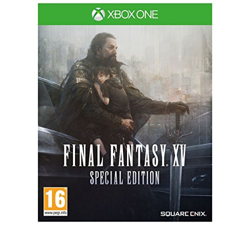 Final Fantasy XV [15] Special Steel Book Edition–Xbox One