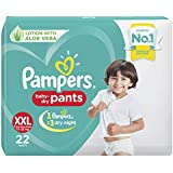 Pampers New Diapers Pants, XXL (22 Count)