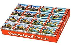Castorland A-08521-LO Puzzle Puzzle - Rompecabezas (Puzzle Rompecabezas, Aeronave, Niños, Niño/niña, 5 año(s), 165 mm)