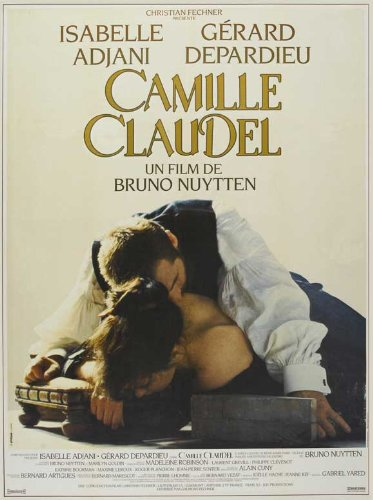 Camille Claudel Plakat Movie Poster (27 x 40 Inches - 69cm x 102cm) (1990) French