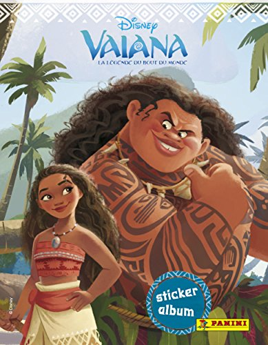 Panini - AS 2233-009 - Album Vaiana