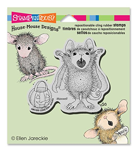 stampendous-house-mouse-cling-rubber-stamp-45x475-sheet-count-maxwell