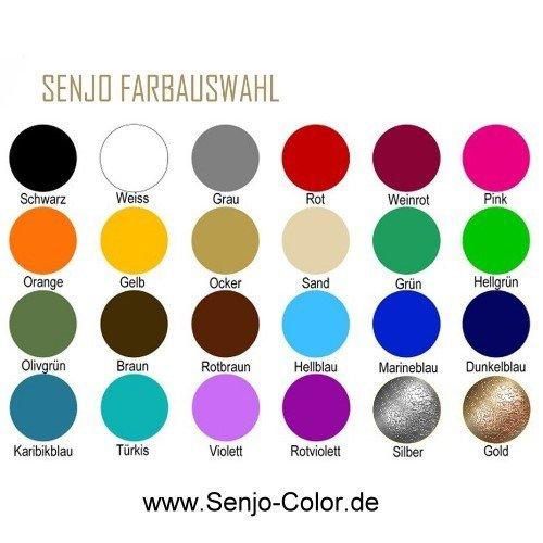 Senjo Color - Pintura aerógrafo body paint, 75 ml