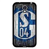 Silicon TPU Gel Handy HüLle, Samsung S4 FC Schalke 04 S04 FC Logo Telefonkasten, Hot Design Schalke 04 S04 FC Logo Telefonkasten Für Samsung Galaxy S4