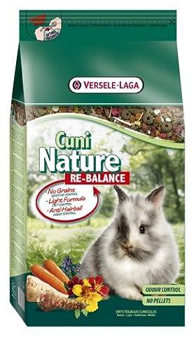 Cuni Nature Re-Balance Versele laga Variante 2.5 Kg