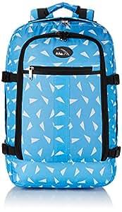 Cabin Max Metz Zainetto bagaglio a mano/da cabina, 44 litri, dimensioni approvate 55x40x20 cm su voli IATA (aerei)