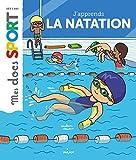 J'apprends la natation