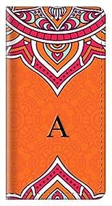 ZAPCASE Printed Flip Cover for Motorola Moto M