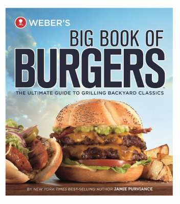 Weber Grill-tools (Weber-Stephen Products 9553 Weber's Big Book of Burgers Cook Book)