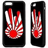 iPhone 7 JDM TPU gummi Handyhülle Shocker Honda lustig subaru nissan japanische Flagge