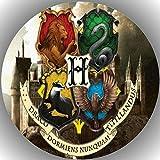 Premium Esspapier Tortenaufleger Tortenbild Geburtstag Harry Potter N11