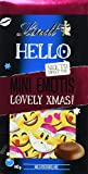 HELLO Xmas Mini Emoti, Beutel, 2er Pack (2 x 140 g)