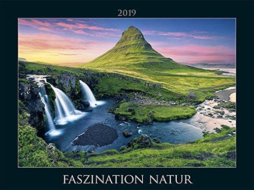 Faszination Natur 2019 - Fascinating Nature - Bildkalender quer (56 x 42) - Landschaftskalender