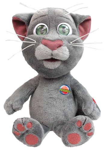 Peers Hardy Talking Tom - Peluche interactivo
