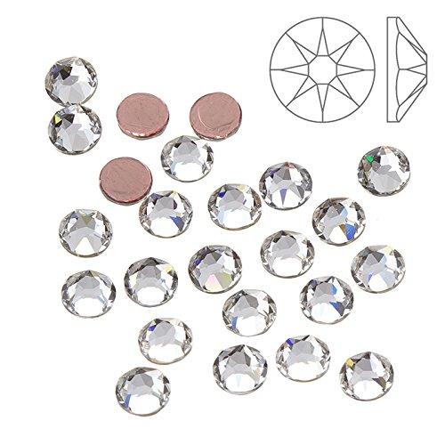 Swarovski Hotfix (2078) piatto di cristallo SS20-PK24