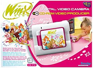 Winx: camera video + CD-ROM montag