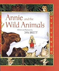 Annie And The Wild Animals (Turtleback School & Library Binding Edition) by Jan Brett (1989-03-26)