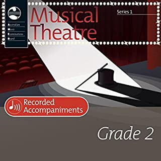 Ameb Musical Theatre Grade 2 Recorded Accompaniments (Series 1)