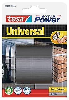 Tesa 56490-00006-01 Cinta Americana Extra Power Universal, Plata (B00C2U64SI)   Amazon Products