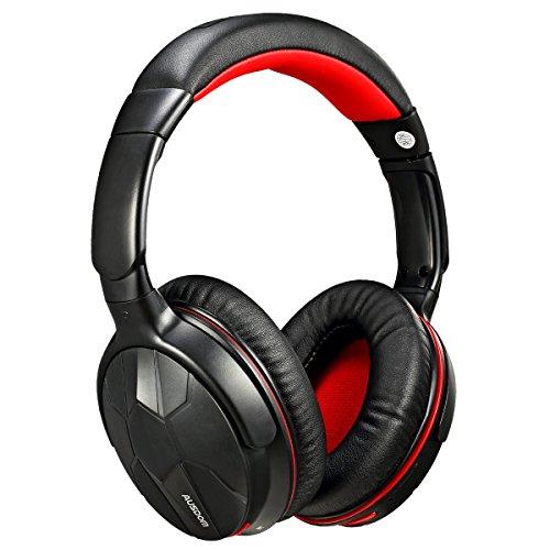 AUSDOM M04S Bluetooth Kopfhörer Over Ear NFC Kabellose Stereo Funkkopfhörer Headsets mit intergiertem Mikrofon 20 Stunden Spielzeit