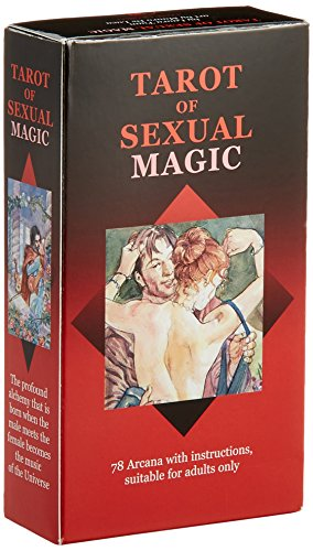 Tarot of Sexual Magic/ Tarot de la magia sexual Erwachsene Magic