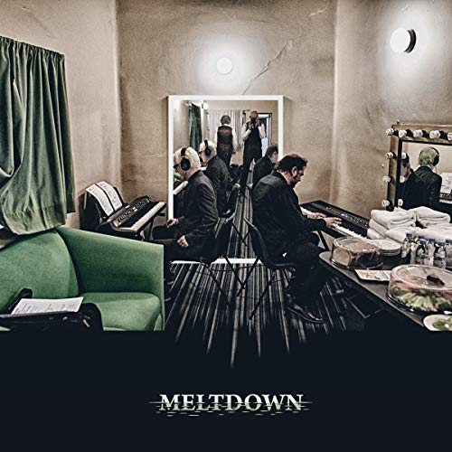 Meltdown: King Crimson,Live in Mexico (3 CD/Blura - Stilvolle Blu-ray
