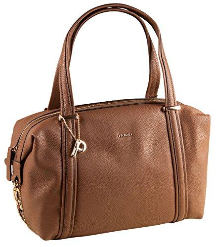 PICARD Damen Tasche Shopper Pleasure Schwarz 2410 Taupe