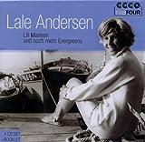 Lale Andersen: Lili Marleen und noch mehr Evergreens
