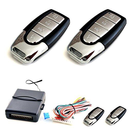 100F07 - Keyless Entry System Système de verrouillage centralisé à distance pour voiture auto