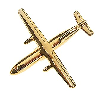 Clivedon ATR 72 Boxed Pin - Gold