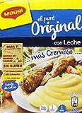 MAGGI Puré de Patatas Con Leche - 8 raciones (2 Bolsas) - Puré Sin Gluten 230g