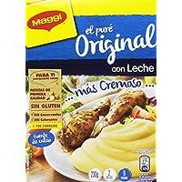 Maggi Puré de Patatas con Leche, Comida Preparada Deshidratada ...