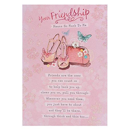 Best friend birthday card amazon bookmarktalkfo Gallery