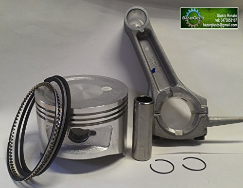 Kit pistón–Biela–Serie juntas motor Honda GX 390