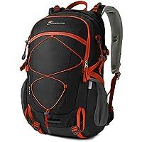 Mountaintop 40 Litri Zaino Trekking Escursionismo Campeggio Alpinismo Viaggio, 35x25x55CM