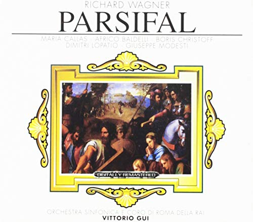 Wagner : Parsifal [Import belge]