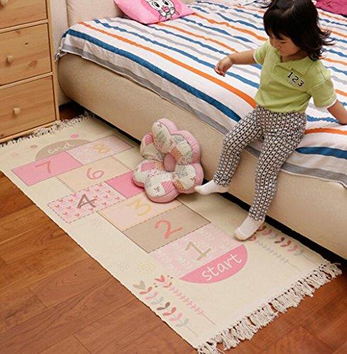 TWGDH Alfombra De Arrastre De Bebé Alfombra De Juego Dormitorio Para Niños Alfombra De Camping Plegable Suave Alfombra De Juego Alfombras, 70 * 160 CM,#1