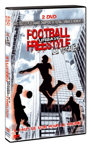 Football urbain free style, la totale [FR Import]