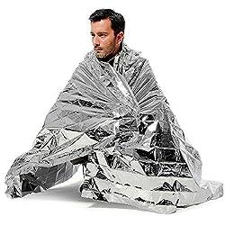 Large 2m Emergency Foil Survival Blanket