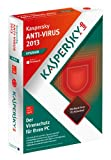 Kaspersky Antivirus 2013 Upgrade (Minibox)