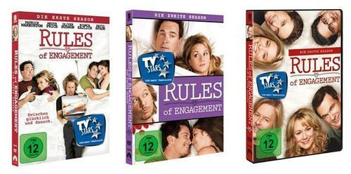 Seasons 1-3 (5 DVDs)