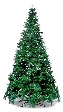 6pi (1,8m) Virginia Arbre de Noël Sapin de Noël artificiel