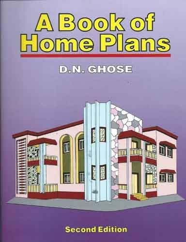 A Book of Home Plans 2Ed (PB 2019)