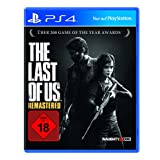PS4: The Last of Us Remastered